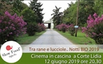 Cinema in Cascina da Corte Lidia